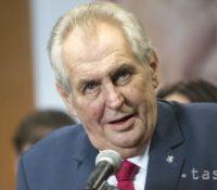 На чеського презідента хочуть подати уставну жалобу