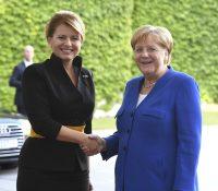 Меркелова ся просила Чапутовой на вышетрёваня вражды Яна Куцяка