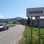 Chyža v Šambroni
