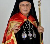 Мелхітьскый патріарха дістав медайлу Пряшівской універзіты
