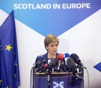 Шкоты бы підпорили незалежность