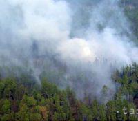 Росія фурт мать проблем з лісныма пожарами