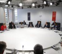 Лідры країн G7 рішають проблем розсяглого пожару в амазонскім пралісі