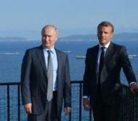 Макрон видить шансу про мір на Україні