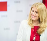 Презідентка СР підписала 13 законів одобреных Народнов радов СР