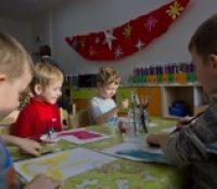 В Попрадскім окресі взникла перша матерска школа в лісі