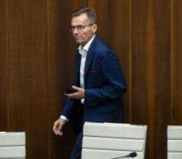 Посланцї не зволили Л. Ґалка за підпредседу парламенту