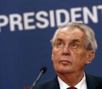 Посланецька сеймовня не схвалила конштітучну жалобу на презідента Мілоша Земана