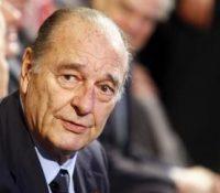 Французы выголосили по смерти експрезідента штатный смуток