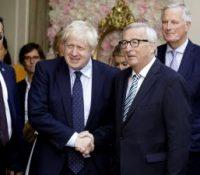ЕУ вырішыла одложыти датум выступліня Споєного кральовства з ЕУ