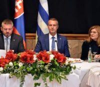 Влада СР вчера розділила 1,3 міліона евр про Свідницькый окрес