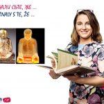 … socha syďačoho Budhu vmiščať v sobi ostatkŷ … 23.7.2019