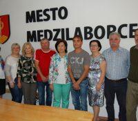 Русиньскый язык ся учать і урядници в Меджілабірцях