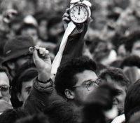 Пригоды Нїжной револуції припомяне серія културных акцій