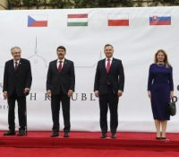 Презіденты країн Вышеградьской штиркы підпорують вступ Сербії до Унії