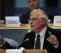 Борелл підтримав санкції проти Росії