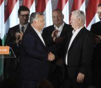 Орбан: Fidesz є далше найміцнішов партійов