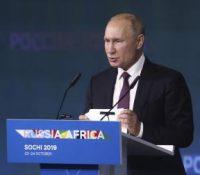 Росія і Африцька унія підписали меморандум о співроботї