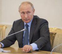 Путін і Меркелова їднали о Донбасі