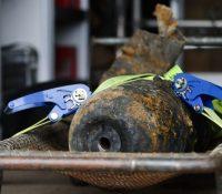 Бігом реконштрукчных робот нашли в Мадярьску остаткы бомб