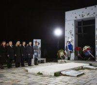Представителі  країн Вышеградской штиркы ся стрітли під градом Девін в Братіславі
