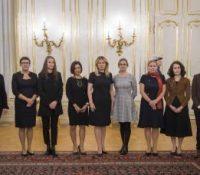 Презідентка бере за важне діскутовати о насилстві на женах