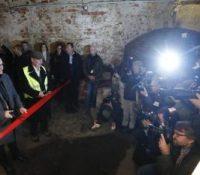 В Нїмецьку сприступнили утїковый тунел під Берліньскым муром
