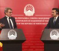 Сассолі вызвав Македоньців, жебы не страчали надію