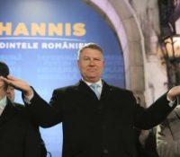 Клавса Іоганніса в Румунії знову выбрали до функції головы штату
