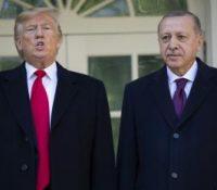 Одбыла ся стріча меджі Трампом і Ердоґаном