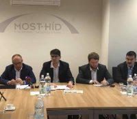 Most-Híd авізує далшы крокы в области посилніня охороны прав мешнын