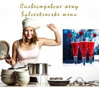 Sylvestrovske menu