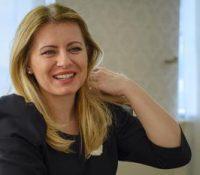 Презідентка СР Зузана Чапутова в новорічнім выступліню вызвала на зміну