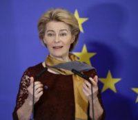 Европа хоче быти кліматічно невтрална, говорить шефка ЕК