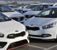Kia Motors Slovakia перерушыть выробу авт
