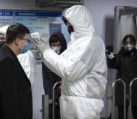 Коронавірус мать уж 170 жертв, 7700 є накаженых