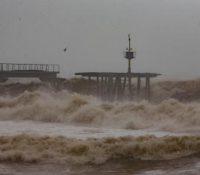 В Іспанії выстраяла зимна буря Ґлорія