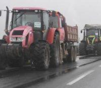 Одбывать ся стріча міністрів з причины штрайку автотранспортерів