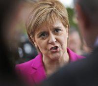 Шкотландія робить крокы ку новому референдуму