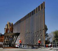Пентаґон уволнив 3,8 міларды доларів на выставбу гранічной барєры