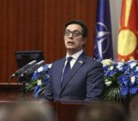 Посланці северомацедонского парламенту єдномыселнo ратіфіковали протокол о вступі країны до NATO