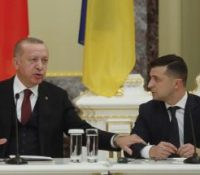 Ердоґан одсудив анексію Криму