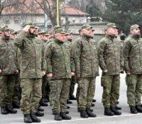 Озброєны силы насадили далшых вояків до глядок перед шпыталї