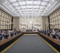 Днесь засідать послідній раз кабінет премєра Петра Пеллеґрініго