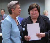 Одбылося выняткове засіданя Рады Европы про справодливість і внутрішні справы в Бруселі