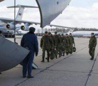 До Італії было выправеных цалково девять російскых еропланів з воєньскыма одборниками