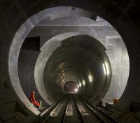 Австрія позаставила ставебны роботы на железнїчнім тунелї до Італії