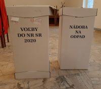 Волебна участь в парламентных вольбах 2020 в Пряшівскім краю была на уровні 63 процентів