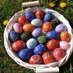 Pascha – velykodny jaječka