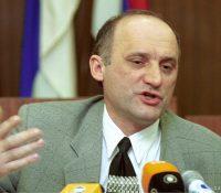 На коронавірус умер штатный таёмник Браніслав Блажіч